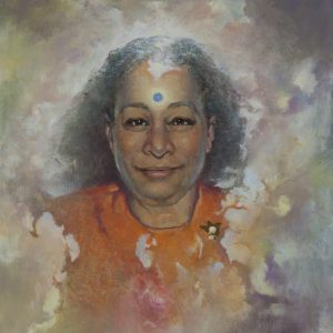 Guruji - Astral Visitation Spiritual Poster